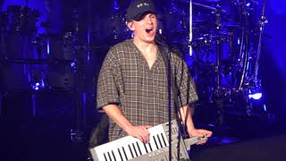 Charlie Puth - LA Girls @ Jamsil Arena, Seoul, South Korea