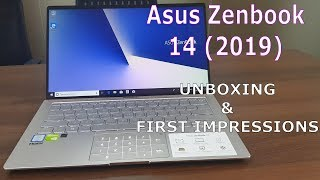 Asus ZenBook 14 (2019): कैसा है  यह laptop? - Gadget Bridge Hindi