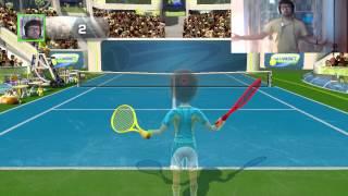 Jogo muito difícil! - Reaction Rally (Xbox 360 Kinect)