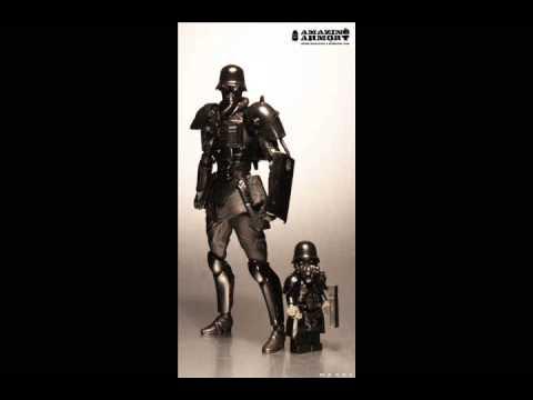 Killzone 2 and Ironman Legos