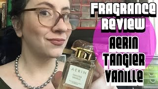 Fragrance Review :: Aerin Tangier Vanille Perfume