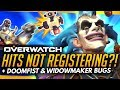 Overwatch Hits Not Registering Doomfist Widowmaker Bugs mp3