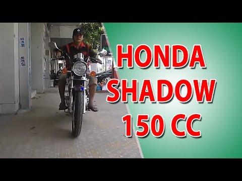 Honda Shadow 150 (SDH150-16) giá bao nhiêu? ♥