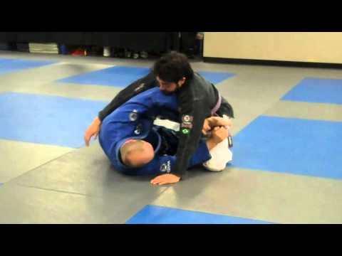 Submissions Inc: Half Guard - regaining the underhook, managing space, knee bar Image 1