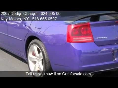 2007 Dodge Charger SRT8 - for sale in Mechanicville, NY 1211