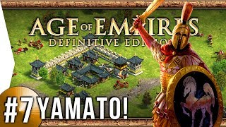 Friend in danger! - Age of Empires: Definitive Edition ► #7 Jinshin War - [Yamato Campaign]
