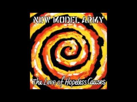 New Model Army - My People