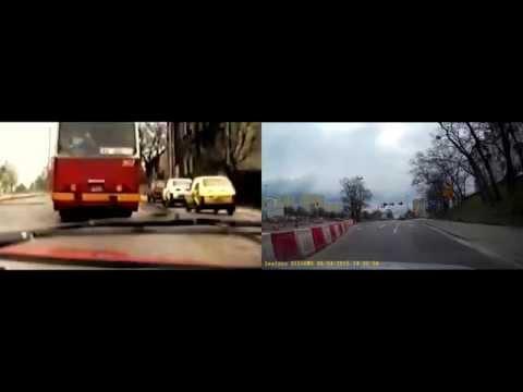 Porównanie - Bydgoszcz W Latach 80/90 I W 2015 Roku