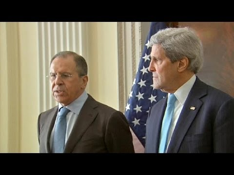 US and Russia hold crunch London talks on Ukraine