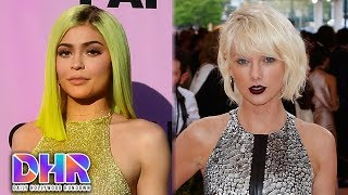 Kylie TEASES Pregnancy - Taylor Swift Films NEW Music Video (DHR)