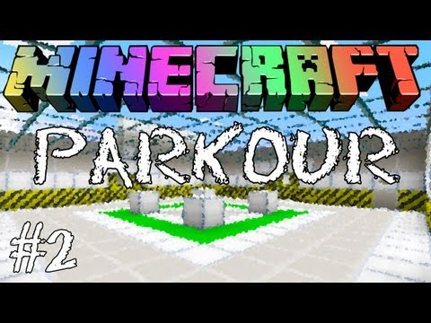 Minecraft Parkour: Obst áculo de Vidro #2 -