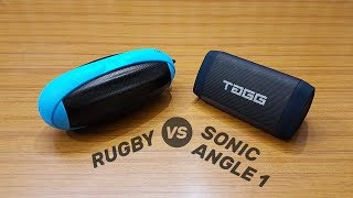 TAGG Sonic Angle 1 vs BOAT Rugby Comparison (Hindi) – Which Bluetooth speaker is better?