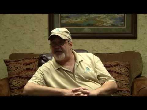 Gene Tomlinson Executive Director of Abilene Damascus Road on their Hailstorm Relief Effort