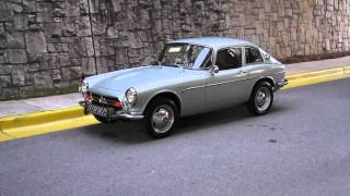 1967 Honda S800 Coupe for sale - walk around and drive