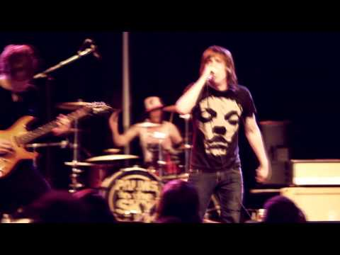 Palms To The Sky - Interlude/New Song LIVE @ MAZZFEST 2011