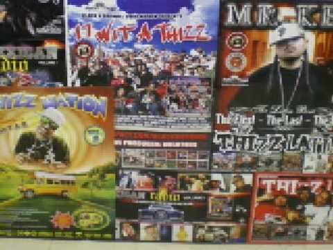 THIZZ LATIN /THIZZ NATION DISPLAYS Video