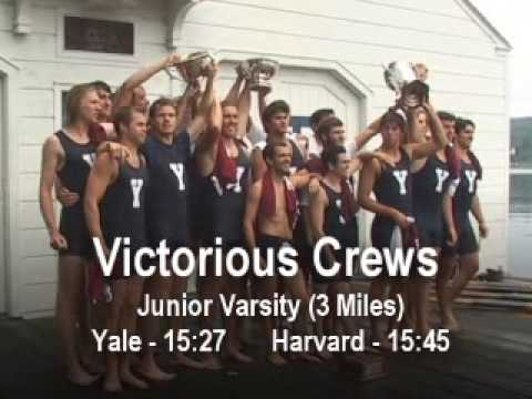 142nd Yale - Harvard Regatta