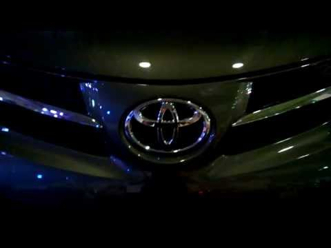 2013 Toyota Rav-4 for Asian market