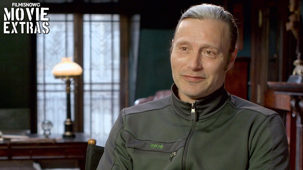 Doctor Strange | On-set visit with Mads Mikkelsen 'Kaecilius'