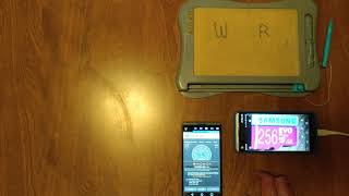 SAMSUNG EVO PLUS 256GB microSDXC CARD U3 WRITE 7 mbs READ  mbs INTO GARBAGE