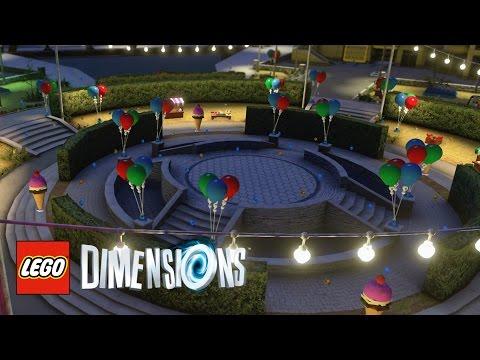 LEGO Dimensions: LEGO CITY - Battle Arena (Festival Square Revisited)