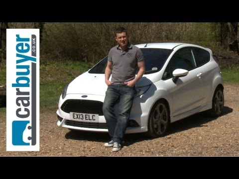 Ford Fiesta ST hatchback 2013 review - CarBuyer