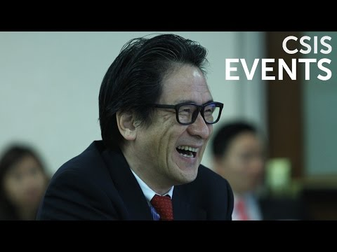 CSIS-JETRO Seminar on Asia-Pacific Economic Integration: Part 1