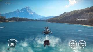 Just Cause 3 - PC - Squalo X7 Superboat location & garage