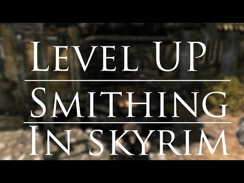 How do you power level smithing after patch? - Neoseeker