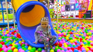 Indoor Playround for Kids Family Fun