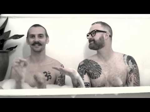 Bath Tub Interview with Naked Yoga Instructor Bryan Harrelson