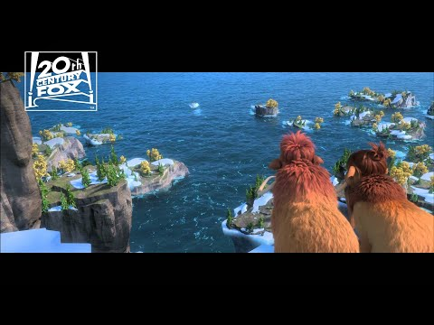 Ice Age: Continental Drift Trailer #2