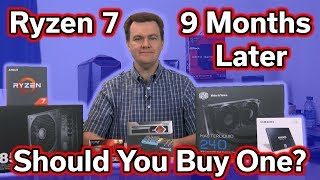 Ryzen 7 1700 - Should You Buy One? - Part 4 - Update
