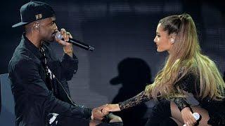 Big Sean Video - Ariana Grande & Big Sean New Music Coming! Big Sean Raps Nude Photo Scandal in Song!