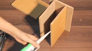 Hướng dẫn làm ghế đẩu đơn giản từ đồ dùng có sẵn