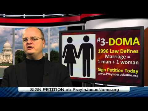 "Christian farmers fined $13,000 for refusing to host gay ""marriage."" – 9-17-14"
