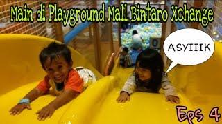 FUN INDOOR PLAYGROUND MALL BINTARO XCHANGE  |A lot of Ball pit show Fun World