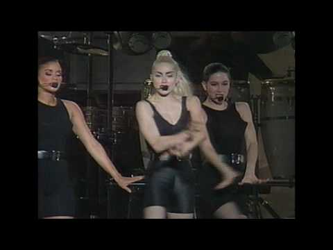 Vogue  - Madonna Blond Ambition Japan Tour '90