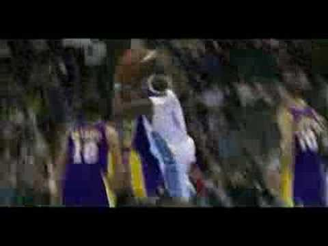 Andrew Bynum Mix - The Making of a Beast Video