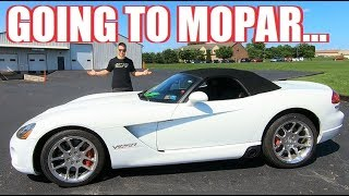 Here's a Tour of the $87,000 2004 Dodge Viper