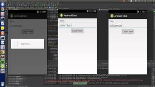 Android Chat Application using GCM (Google Cloud Messaging)