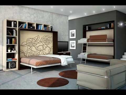 Letti a scomparsa verticale singolo videolike for Ikea letto ribaltabile