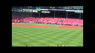 Fenway Park 100th Anniversary Open House