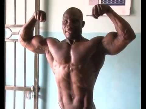 The Ugandan Muscleman, Ivan Byekwaso video