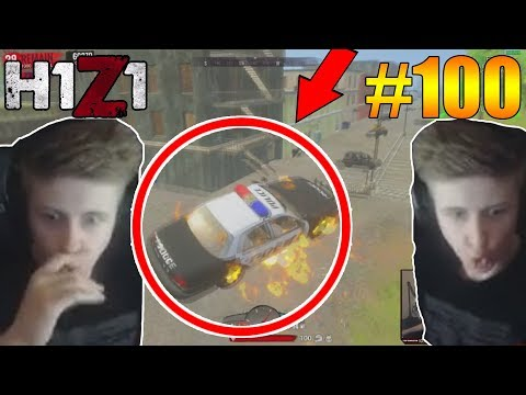 The day after Patch day.. H1Z1 - Oddshots & Funny Moments #100