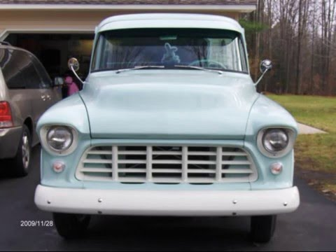 Restoring the 1956 Chevy Truck Music Videos