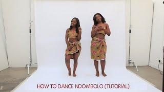 How to dance Ndombolo (Congolese Makolongulu Dance) *TUTORIAL* with Ceecee Coco and Aurelie