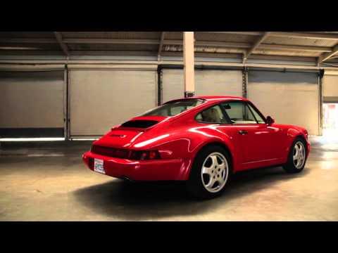 1994 Porsche 911 Carrera 4