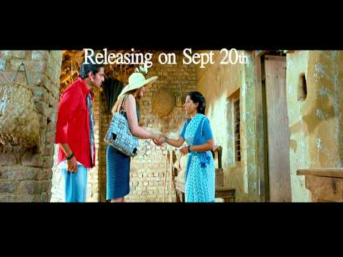 Welcome Obama - Releasing on 20th September 2013 - Singeetham...