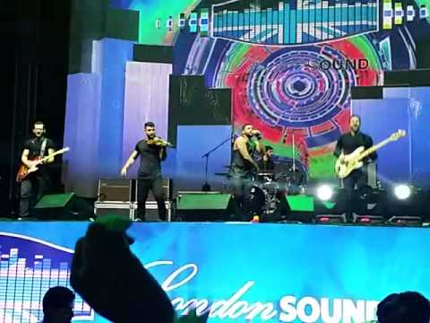 MASHROU' LEILA - Get Lucky (24-4-2015) /  London Sound - Music Festival